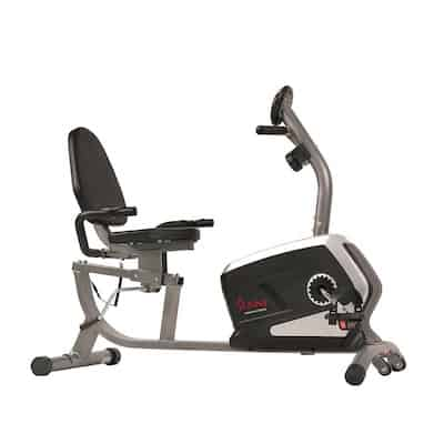 Sunny health and fitness cheap recumbent exercise bike