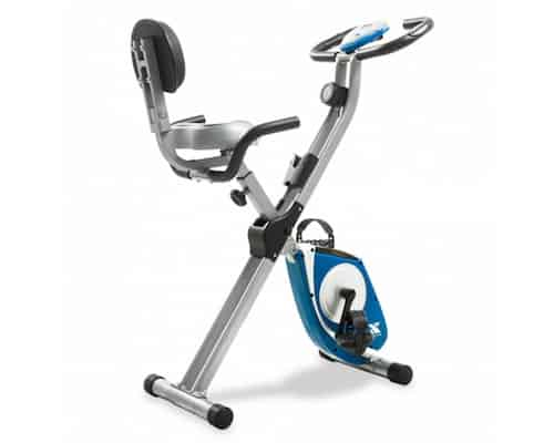 Xterra Fitness FB350 folding exercise bike for under $300