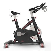 Black and silver diamondback fitness 910is spinning bike for home use