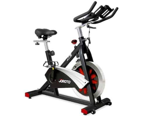Joroto X2 spinning bike for home use