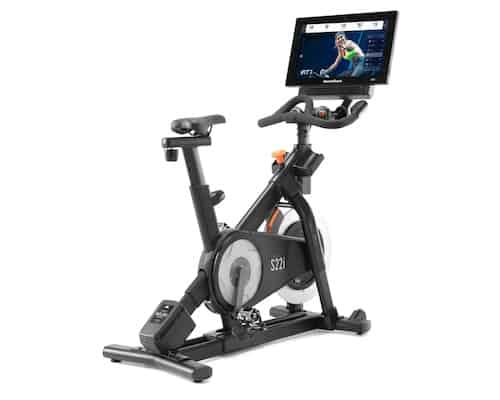 Nordictrack studio cycle s22i spinning bike for home