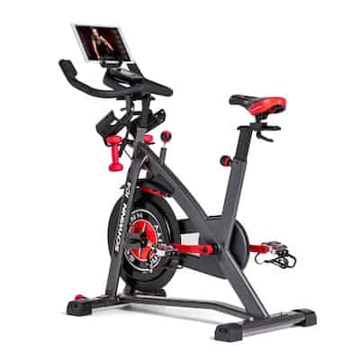 Schwinn IC4 indoor cycle spinning bike for home use