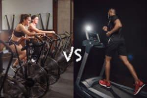 air bike vs treadmill feature image