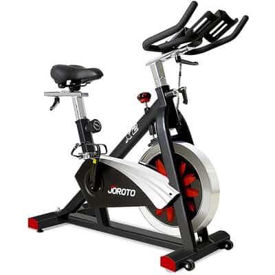 Joroto x2 belt drive indoor cycling bike