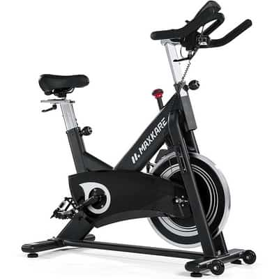 Maxkare magnetic indoor cycling bike