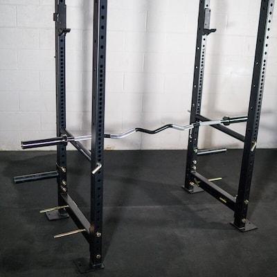 Titan fitness curl bar