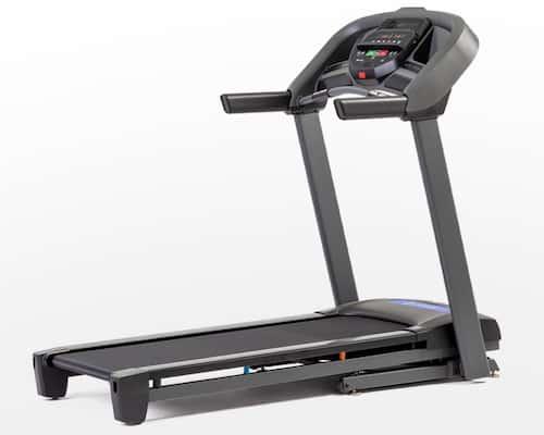 Horizon Fitness T101 treadmill for walkers