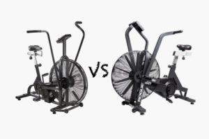 Echo bike vs assault bike feature image