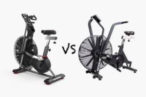 Rogue echo bike vs schwinn airdyne pro