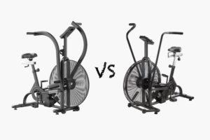 Xebex air bike vs assault bike feature image